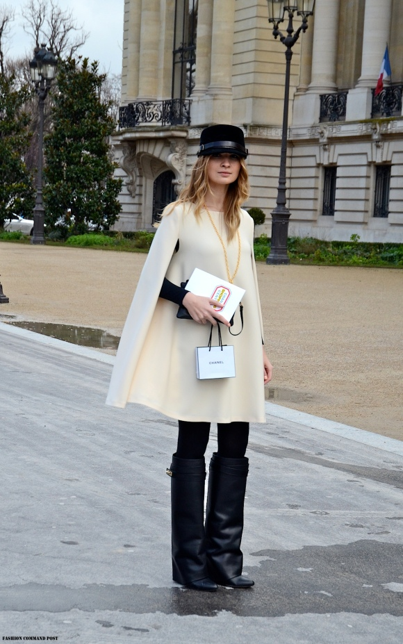 Post Chanel - Paris Fashion Week AW 2014