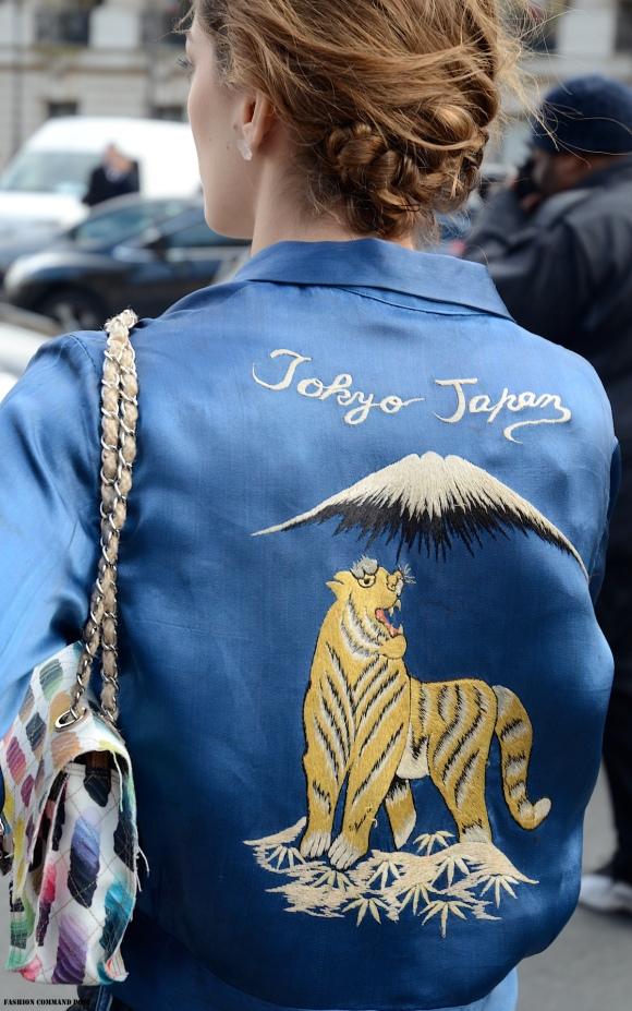 Tokyo, Japan - Paris Fashion Week FW 2014